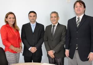 Juiz Anderson Sobral é titularizado na Turma Recursal de Pinheiro