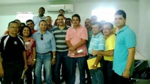 Pinheiro: Prefeito Filuca Mendes apóia e incentiva retiros evangélicos