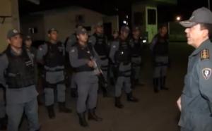 10º BPM realiza Operação Saturação em Pinheiro
