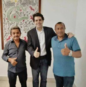 Presidente Sarney – Vereadores anunciados durante inauguração de  comitê de Thaíza declaram apoio a Adriano Sarney e Detinha