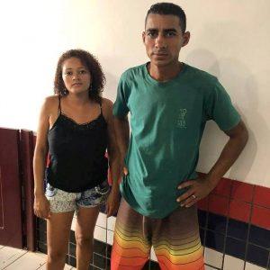 Casal de Palmeirândia que praticava  furtos no centro de Pinheiro é preso pelo GOE