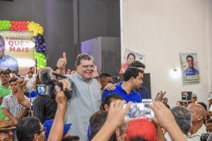 Sarney Filho recebe apoios em Parnarama, Matões e Timon