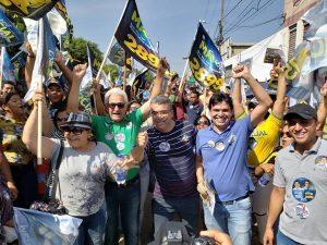 Ato de Apoio a Victor Mendes na capital maranhense acontece nesta quarta (26).