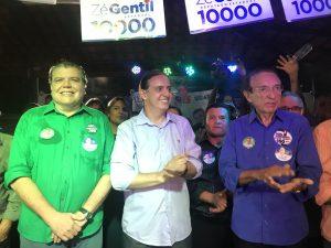 """""""Lobão e Sarney Filho vão ser os dois melhores senadores que o Maranhão pode ter"""", declara prefeito de Caxias"""