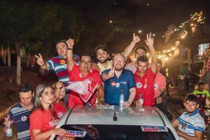 Othelino Neto intensifica campanha em mais cinco municípios