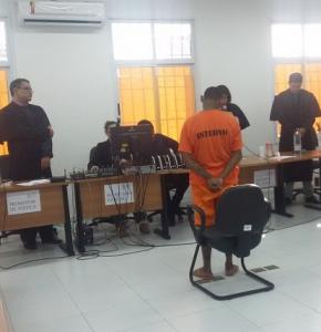 Homens são julgados em Júri Popular na comarca de Santa Helena