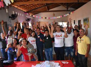 Lideranças da região do Médio-mearim declaram apoio a Zé Inácio