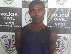 Acusado de estupro em Pinheiro é preso pela Polícia Civil na cidade de Zé Doca