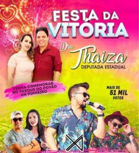 Luciano Genésio deixa Pinheiro sem aniversário, festa das crianças e homenagens a professores para torrar Meio Milhão na festa da esposa