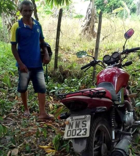 São Bento – Polícia Militar recupera veículo furtado