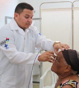 Mutirão de combate ao glaucoma chega às regiões de Pinheiro, Santa Inês e Zé Doca