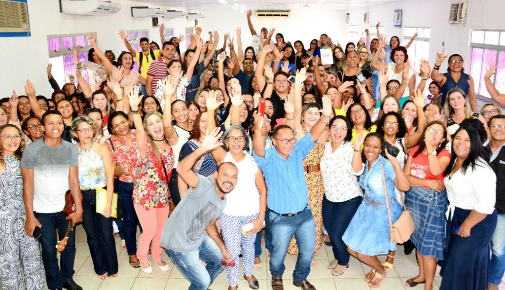 Governo – Avanço das políticas públicas marca Dia do Professor no Maranhão
