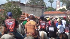 8ª Cavalgada do Sereno em Pinheiro