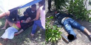 Acidente deixa duas pessoas gravemente feridas em Palmeirândia