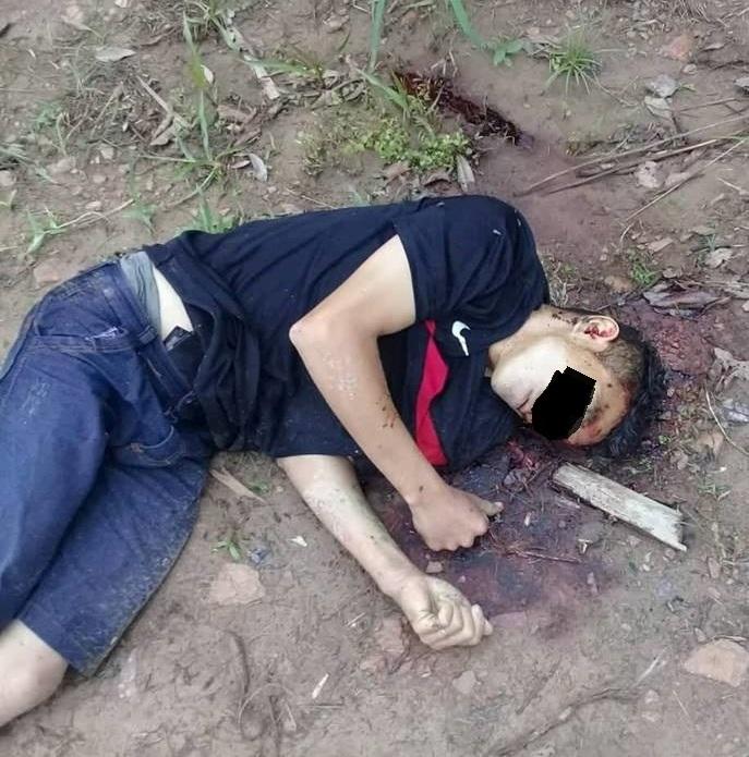 Achado de cadáver na zona rural de Pedro do Rosário