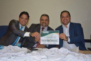 Pinheiro – Câmara entrega Titulo de Cidadania Pinheirense e Honra ao Mérito