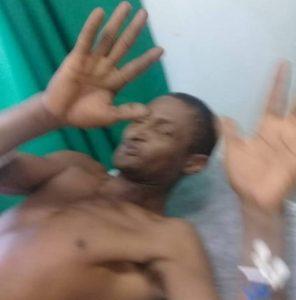 Pedro do Rosário – Preso acusado de assalto e tentativa de homicídio