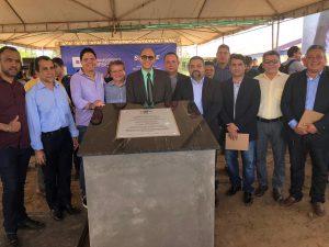 Sebrae Maranhão lança pedra fundamental da sua nova unidade regional em Pinheiro