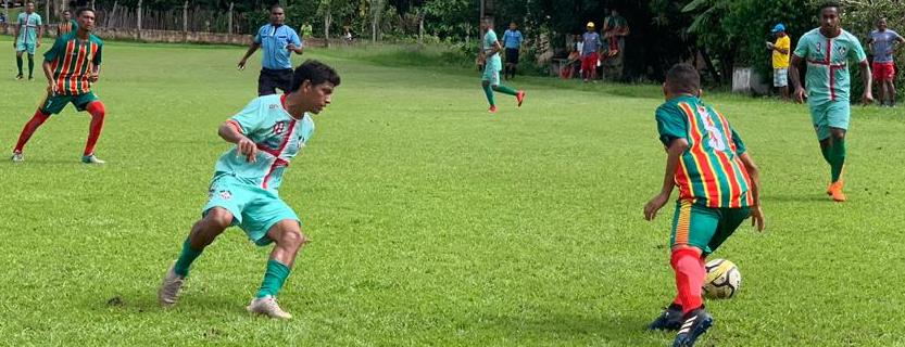 Pinheiro Atlético Clube goleia em jogo amistoso antes da estreia no estadual