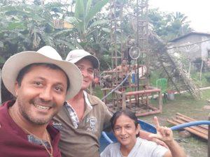 Pinheiro – Vereador Riba do Bom Viver garante água para mais de 45 famílias da Zona Rural