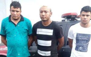 Homens que faziam levantamentos para roubos a instituições financeiras são presos em Pinheiro