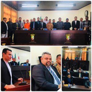 Autoridades discutem segurança pública na Câmara de Pinheiro