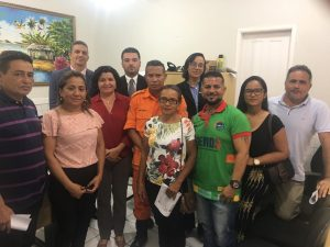 PINHEIRO – MPMA promove reunião para debater providências sobre a barragem do Pericumã