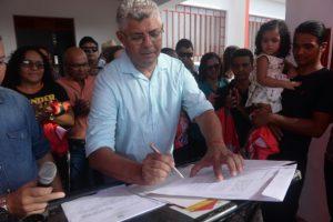 Bequimão comemora 84 anos com entrega de veículos, atividades esportivas, educativas e valorização da cultura local
