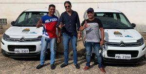 Pinheiro – Prefeito Luciano Genésio conquista mais dois veículos para frota Municipal